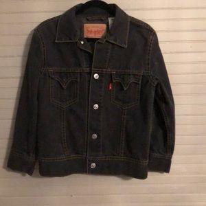 Black Levi's Jacket